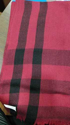 Cashmere Strip Stoles