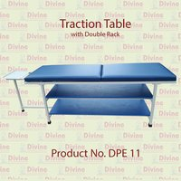 Traction Table with Double Rack