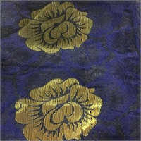 Jacquard Broked Dyed Fabric
