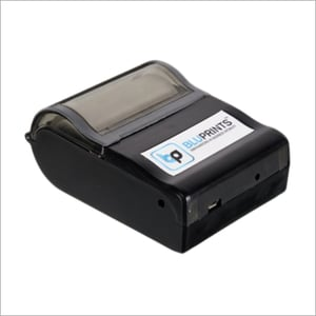 BluPrints Bluetooth Thermal Receipt Printer with USB(2 Inch 58 mm)