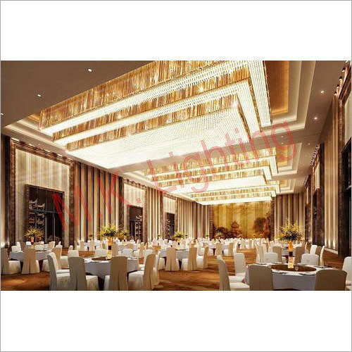 Ceiling Banquet Hall Chandelier