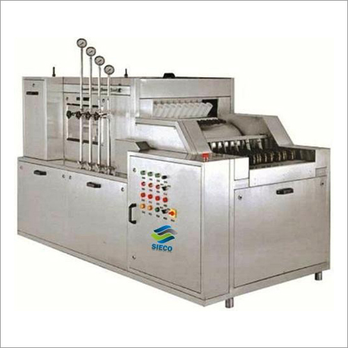 Automatic Heavy  Vial Washing Machine
