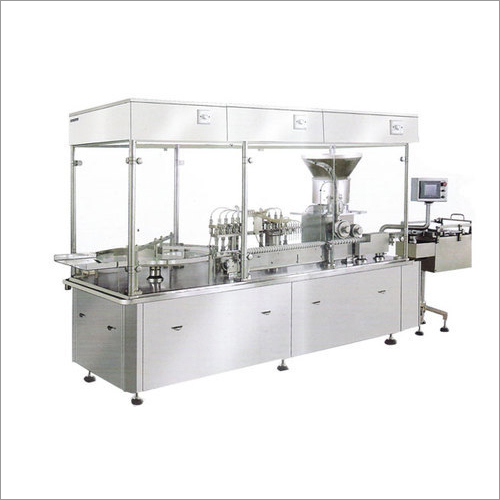 Automatic Ten Head Volumetric Liquid Filling Machine