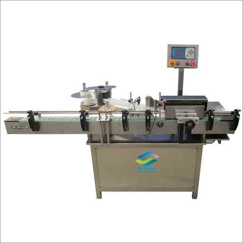 Industrial Round Sticker Labeling Machine