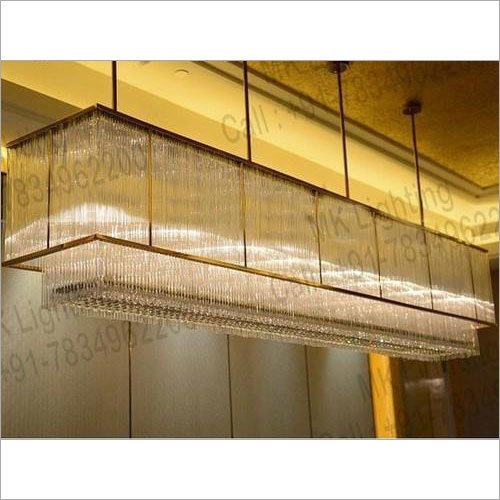 Dew Drop Crystal Chandelier