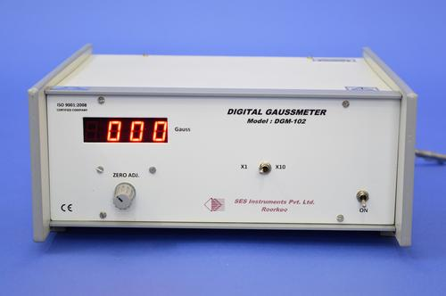 Digital Gauss Meter, DGM-102