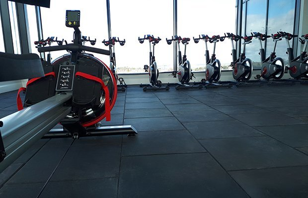 Heavy Duty Rubber Mats For GYM Floor