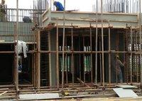PE Hollow Construction Formwork Machine