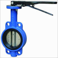 wholly Rubber Lined Butterfly Valve