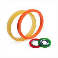 coloured PU Rings