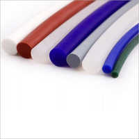 coloured Silicone Rubber Cords