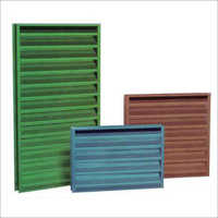 Industrial Window Louvers