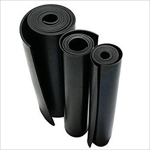 black EPDM Rubber Sheets