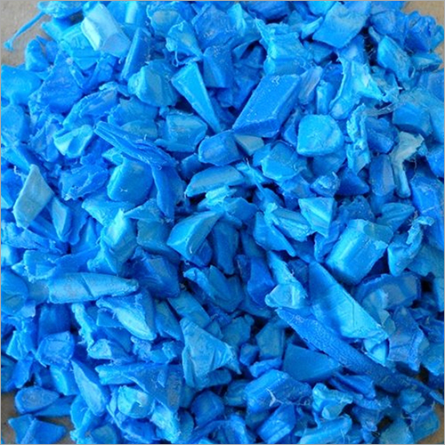 Hdpe Blue Drum Regrinds