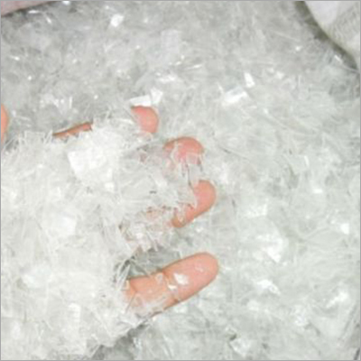 Hot Washed Clear Pet Bottles Flakes