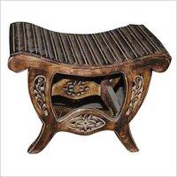 Wooden Handicraft Furniture