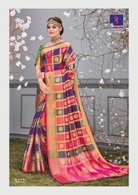 South Indian Wedding Silk Sarees