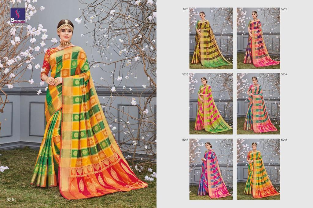 South Indian Wedding Silk Sarees