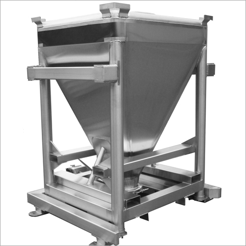 Intermediate Process Container