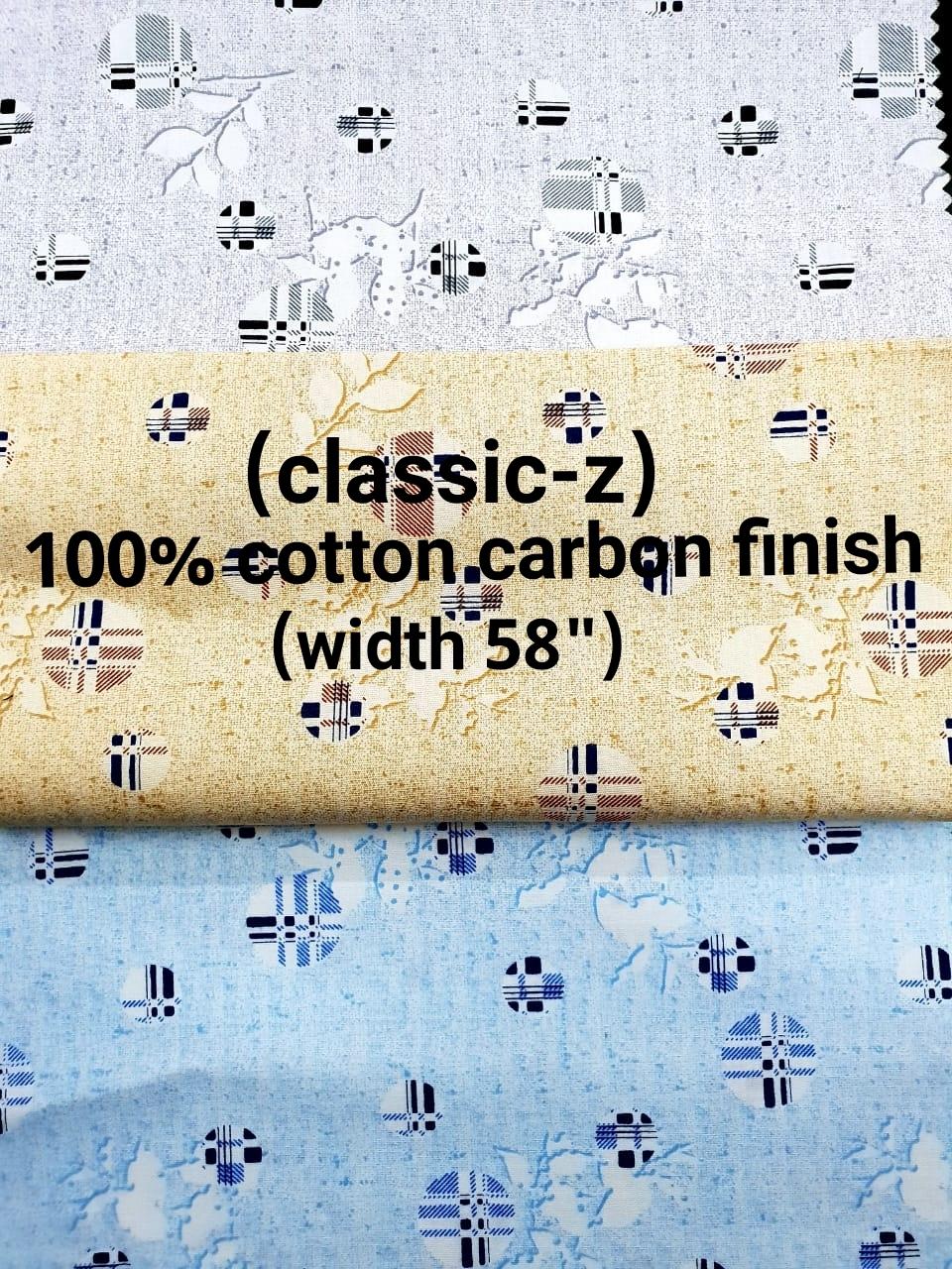 Classic Z Check Print