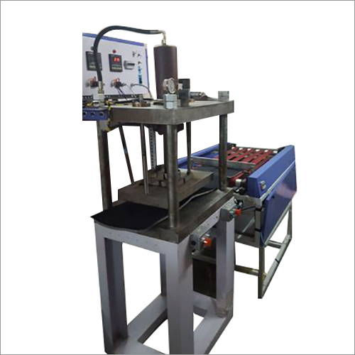 Semi Automatic PVC Pouch Packaging Machine