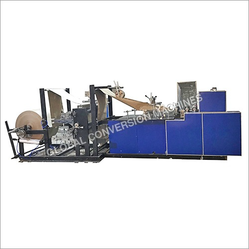 Automatic Non Woven Bag Making Machine