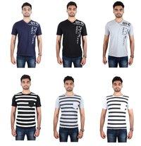 Branded Customs Seized Round Neck & Collar Tshirts