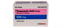 Tranexamix Acid Tablets BP