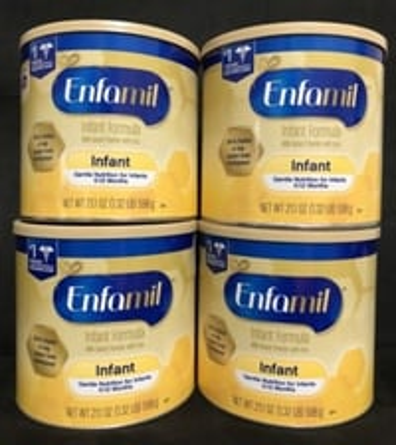 USA Enfamil Infant Baby Milk Powder