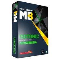MuscleBlaze Isotonic Instant Energy Formula,(1kg) 2.2 lb Watermelon
