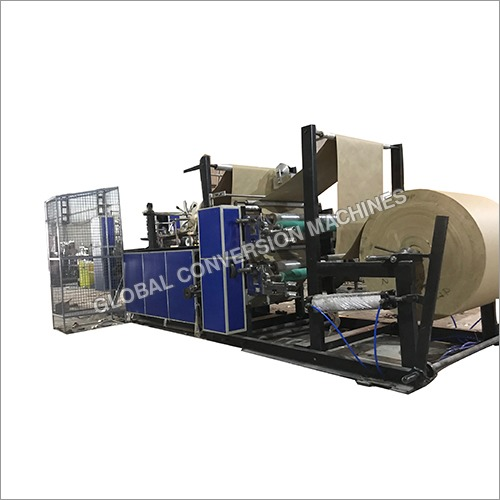Paper Corrugation Box Machine