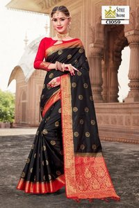 Latest Banarasi Silk Sarees