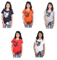 Branded Trifoi Ladies Tshirts / Tops With Bill For Resale In India