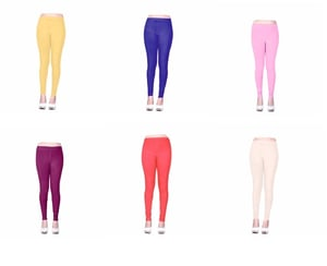 Branded Leggings with bill for resale in India