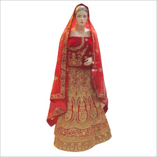 Ladies Fine Embroidered Lehenga