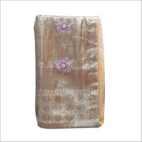 Ladies Beaded Saree
