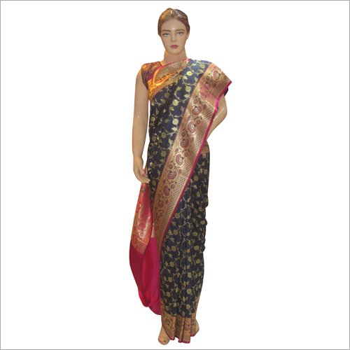 Ladies Fine Embroidered Saree