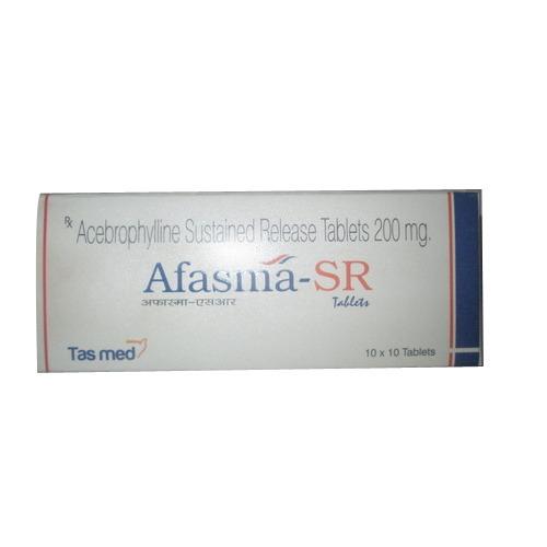 Acebrophyllin Tablet
