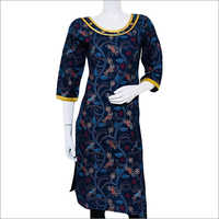 Ladies Soft Cotton Kurti