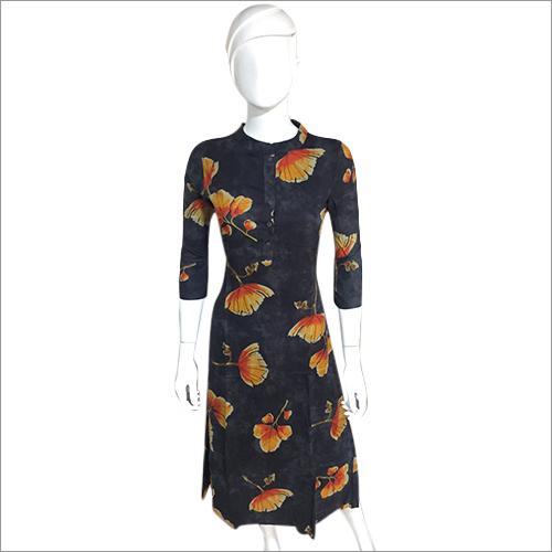 Ladies Printed Designer Suit