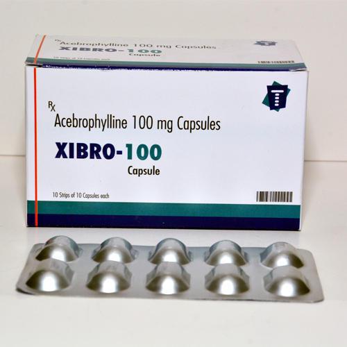 Acebrophyllin Capsules