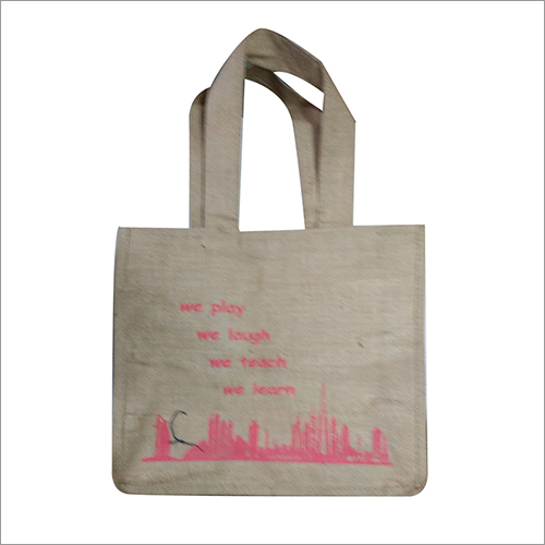 Customize Printed Jute Bag