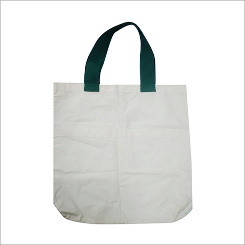 Non Woven White Carry Bag
