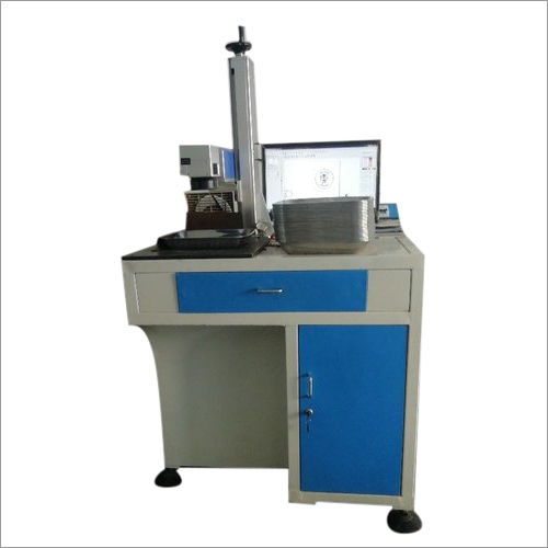 Steel Laser Marking Machine