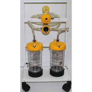 Theatre Suction Trolley (Central Suction)