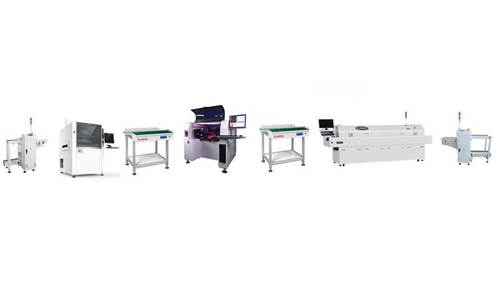 Low Cost SMT Assembly Line