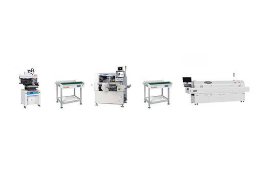 Semi Auto LED Strip Production Line