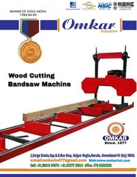Wood Cutting Machine bandsaw
