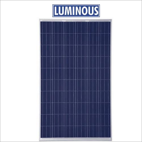 Lumunious Solar Panels