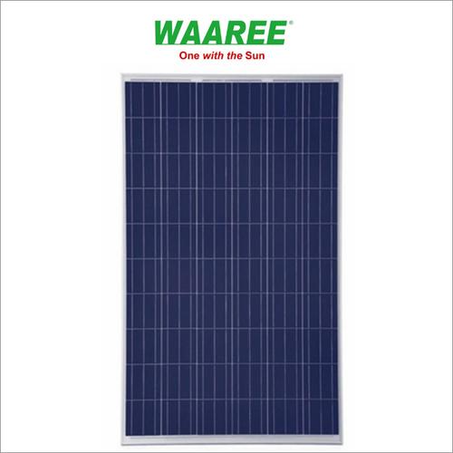 Waaree Solar Panels (10-100W)
